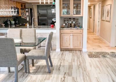 custom kitchen dining room floor installations remodel naples florida