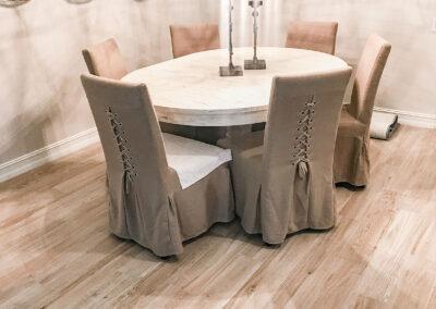 dining room floor installations naples florida